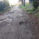 Strade rotte Vallone