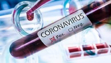 coronavirus positivo....