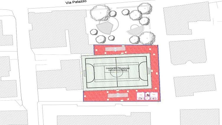 Impianto sportivo San Giulio