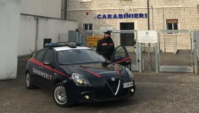 foto carabinieri cassino