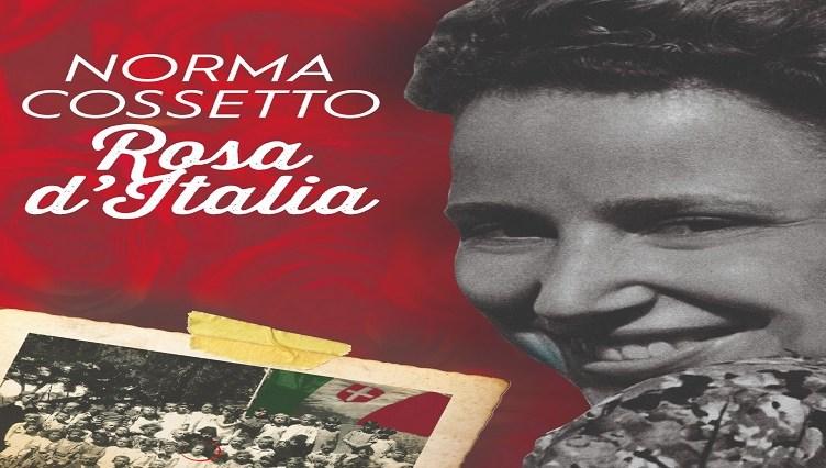 copertina libro norma cossetto rosa d'italia