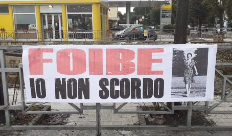 FOIBE IO NON SCORDO FDI