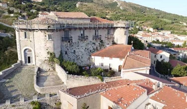 Il Castello di Macchiagodena