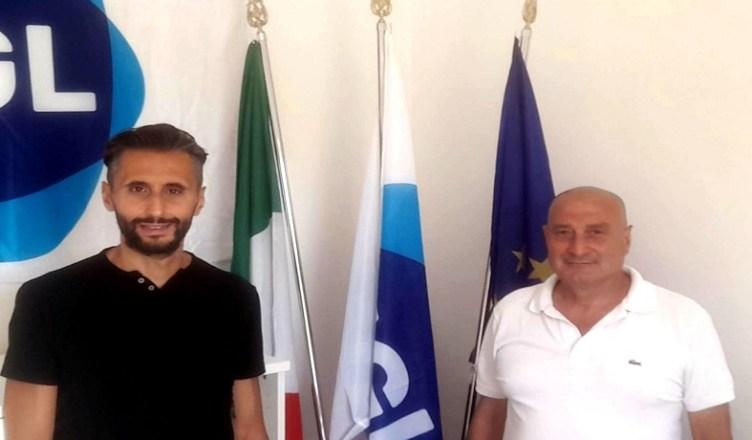Marco Colasanti e Enzo Valente