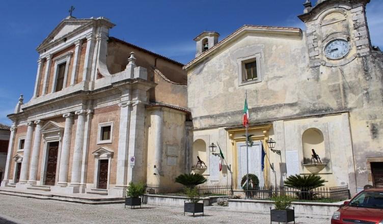 boville ernica chiesa san Michele