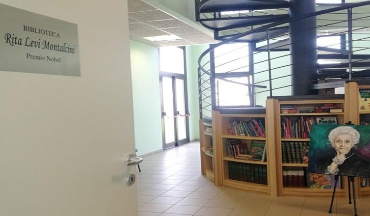 giulianello inaugurazione biblioteca