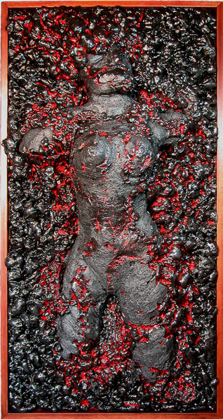 Ki'i Pele - Goddess Emerging