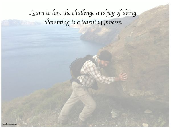 Learn to love the challenge www.lisanalbone.com