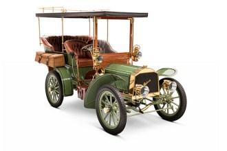 1904 Packard Model L Touring Car