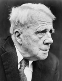 Robert Frost, Photo by Walter Albertin
