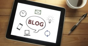 Blog web design