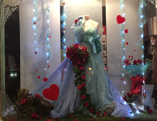 New Valentine Window 2017