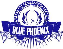 Blue Phoenix Band Logo
