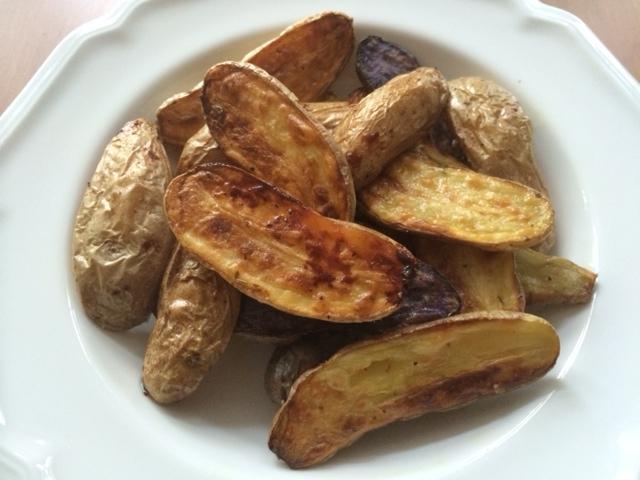 fingerling potatoe side