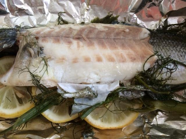 Branzino lisbeth eats for What is branzino fish