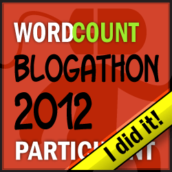 Blogathon I did it Badge