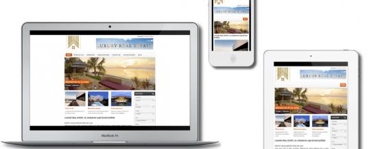 Informe Anual de Webs Inmobiliarias según tipo de dispositivo y uso