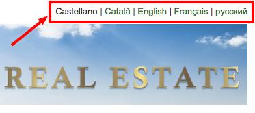Tu web ahora también en francés y ruso con Listalis