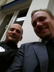 Stephan Salzmann und Marc Nemitz