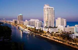 Recreation Destination Of The World Miami