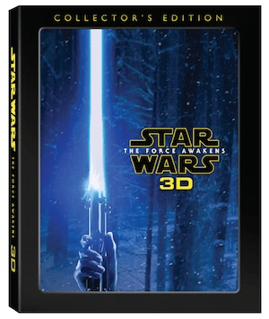 Collectors Edition. The Force Awakens