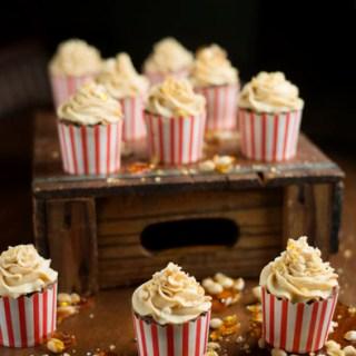peanut cup cakes