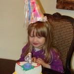 Wordless Wednesday: Birthday Girl