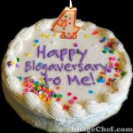 Year Four: Happy Blogaversary to Me!