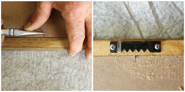 DIY Framed Calligraphy Sign Step4