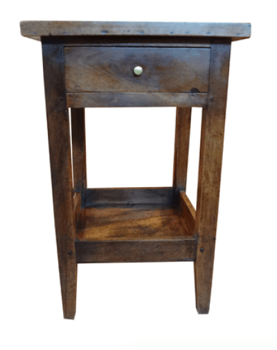 19th Century French Louis Philippe Walnut Table