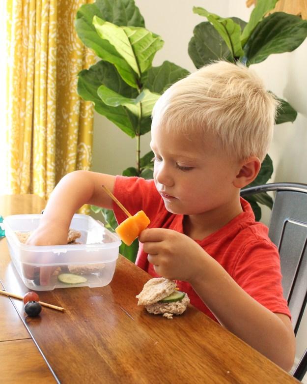 #TakeBackSchoolLunch - Little DeKonings Blog