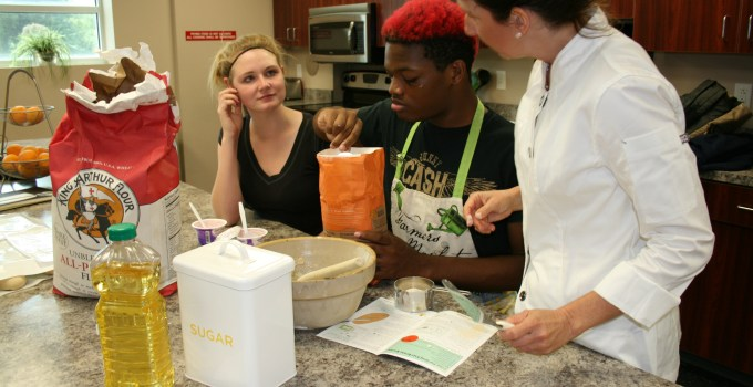Baking Classes for Hungry Kids