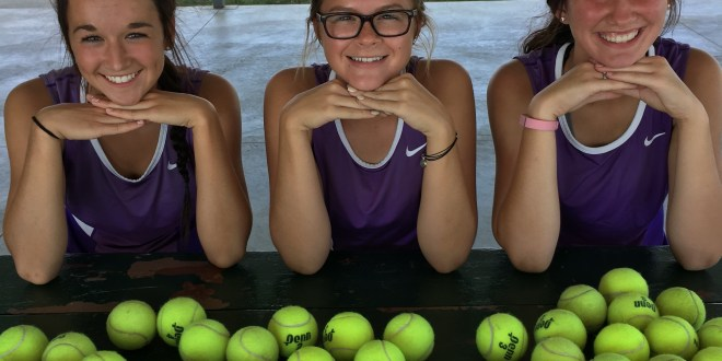 Seniors Will Be Missed on the Courts