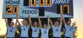 Lady Giants Blank Lady Spartans