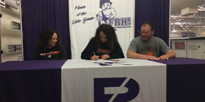 Kaity Kelly Signs with Ohio Northern