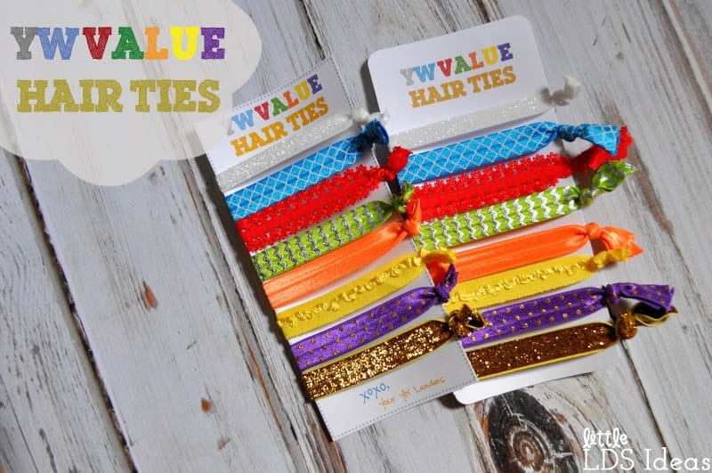 Young Womens Value Hair Ties