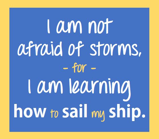 how to sail my ship