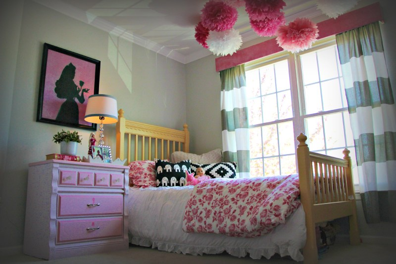 Sightly Little Pink Girly Bedroom Makeover Bedroom Girls Bathroom Makeover Girls Bedroom Makeover Ideas