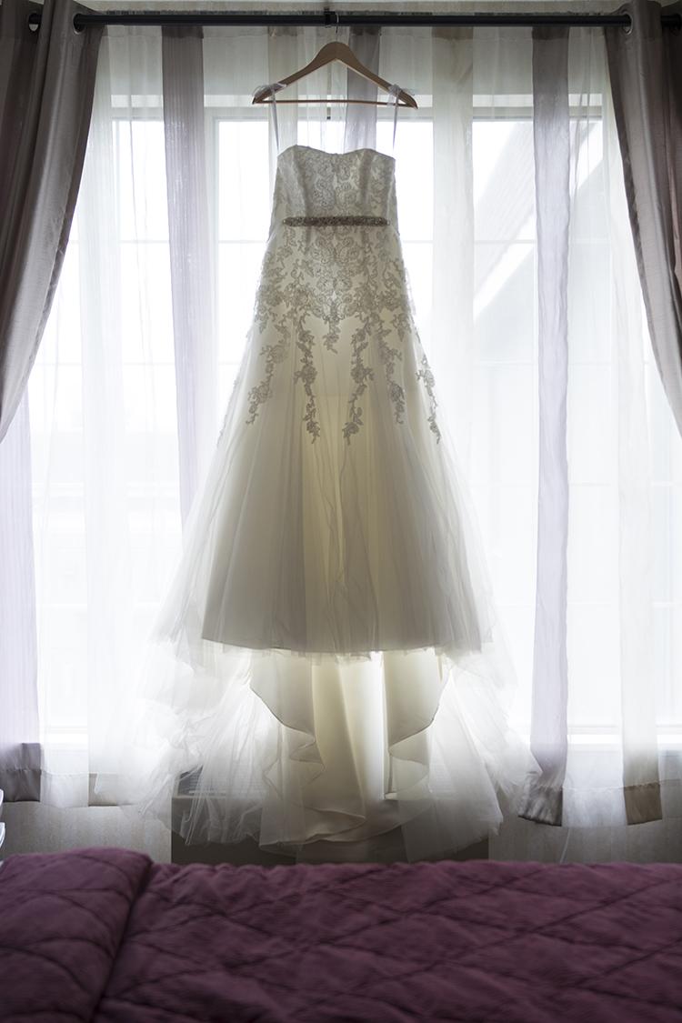 chris&jill-weddingdress-hanging