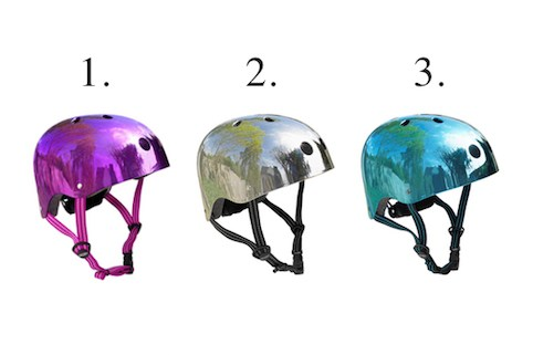 Little Spree - cool scooter helmets
