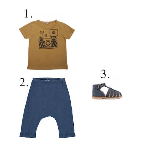 Baby Boy outfit - LITTLE SPREE