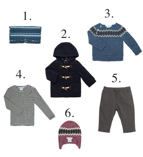 Little Spree: John Lewis new baby boy collections