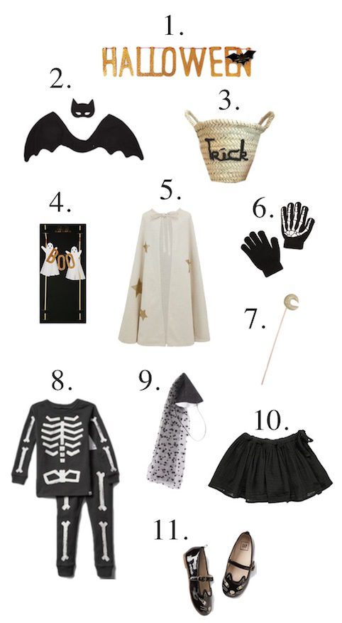 Halloween outift ideas for kids - Little Spree