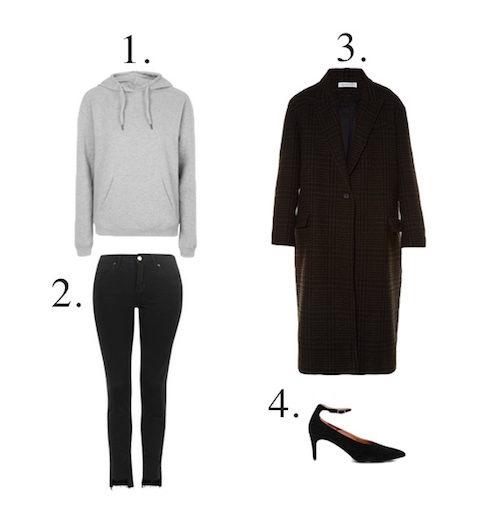 Isabel Marant Etoile tweed coat - Little Spree