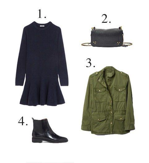 Mama Spree stylish Autumn outfit - Little Spree