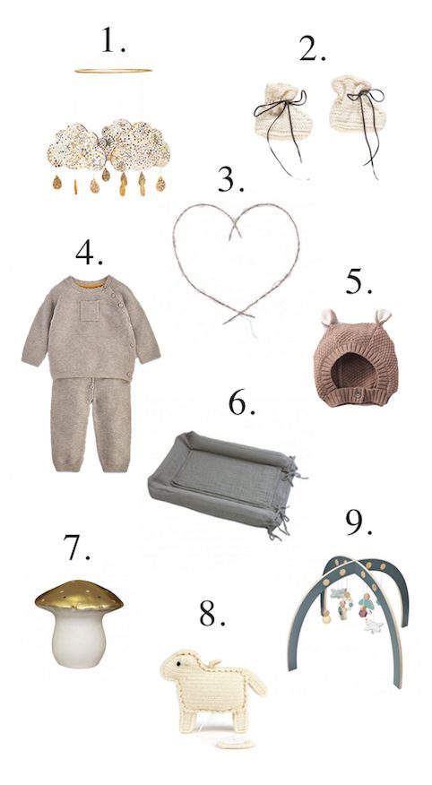 Stylish baby gifts - Little Spree