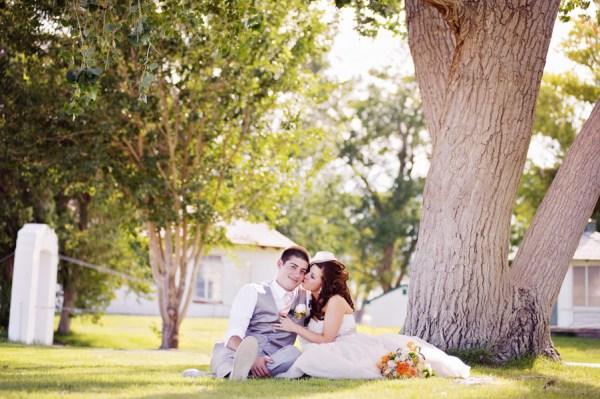 Floyd Lamb Park Wedding   Weddings by Scott and Dana