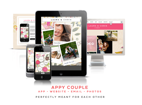 Appy Couple Las Vegas Wedding App