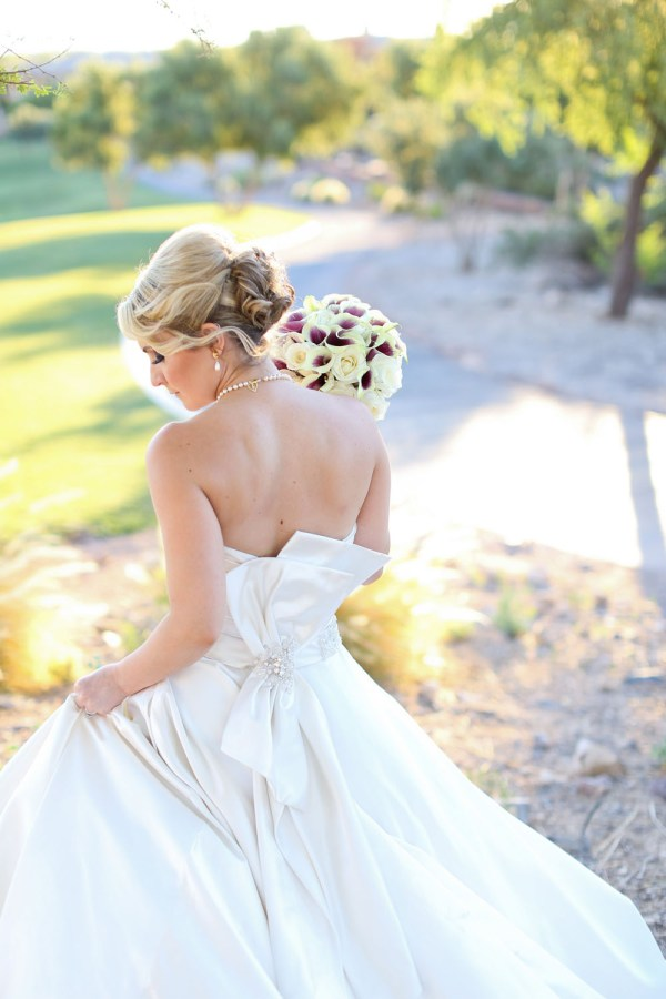 Pretty in Purple at Dragon Ridge Country Club   j anne photography   Little Vegas Wedding