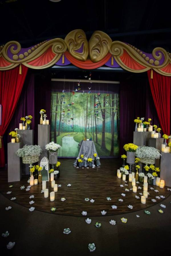 Wedding Venues at DISCOVERY Children's Museum | LIttle Vegas Wedding